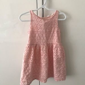 Other - Pink sundress size 4